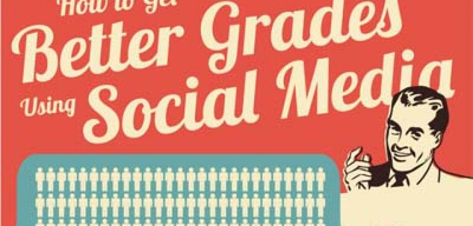 How to Get Better Grades Using Social Media