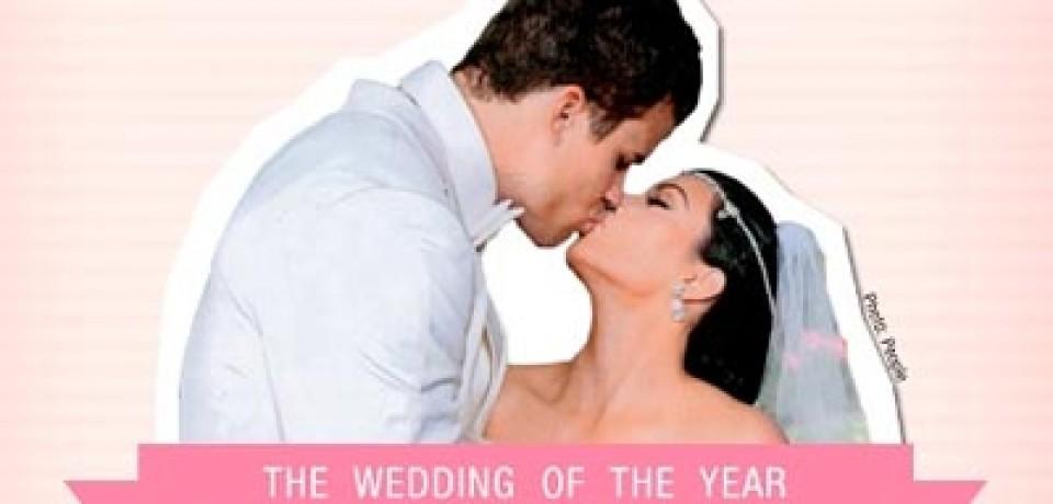 Kardashian Wedding Vs. Average Wedding