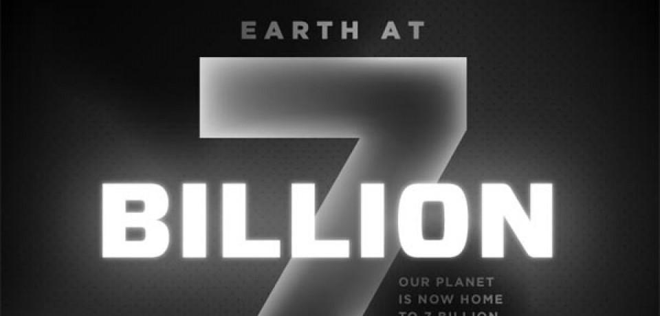 Earth at 7 Billion