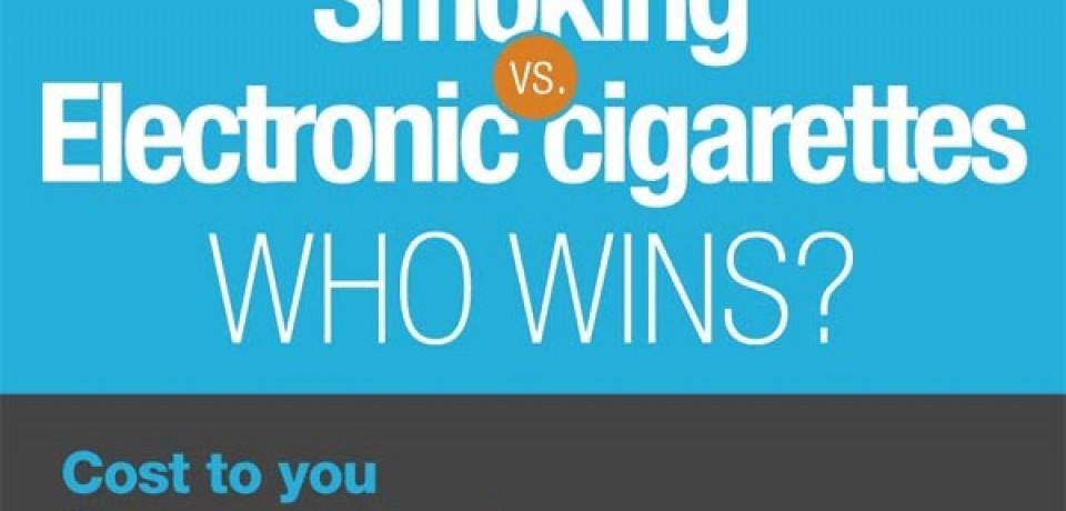 Smoking vs. Electronic Cigarettes