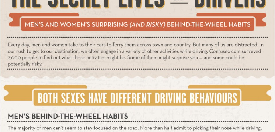 The Secret Lives of Drivers
