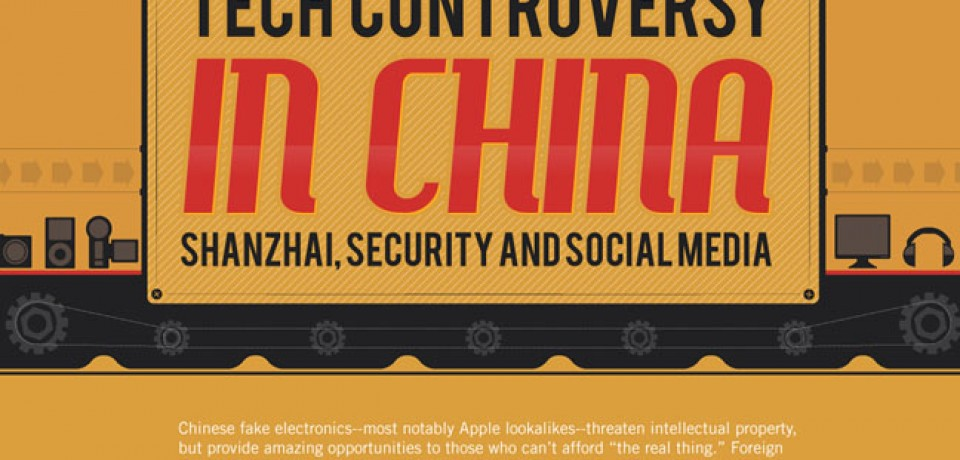 Tech Controversy in China