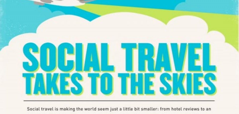 Social Travel takes to the Skies
