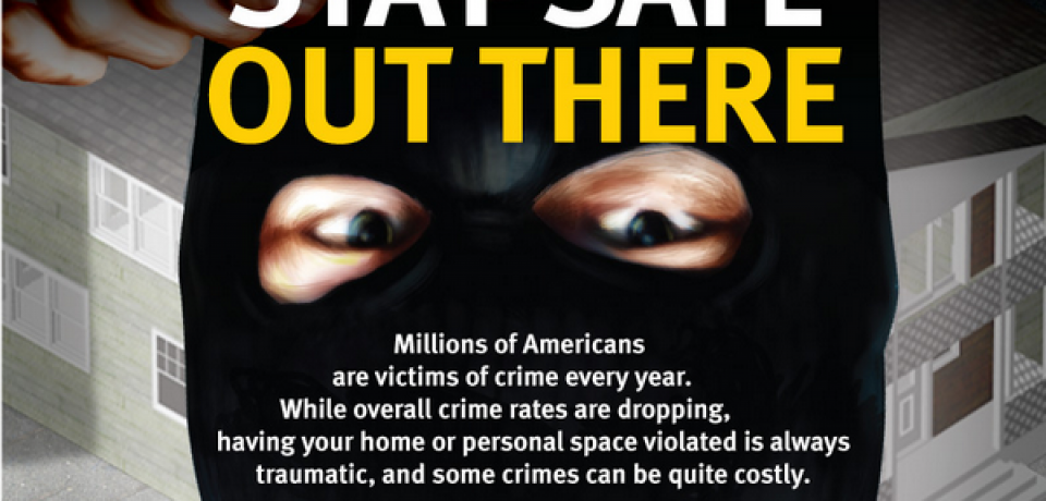 Stay Safe Out There [Infographic]