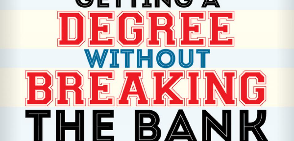 Saving on College [Infographic]