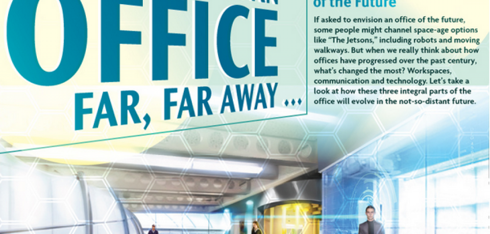 Office of the Future [Infographic]