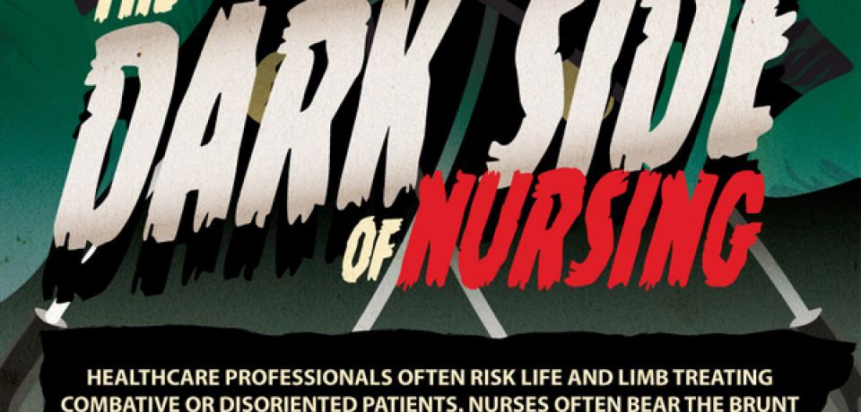Dark Side of Nursing [Infographic]
