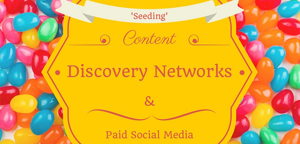 10 Content Discovery Networks & Paid Social Platforms [Infographic]