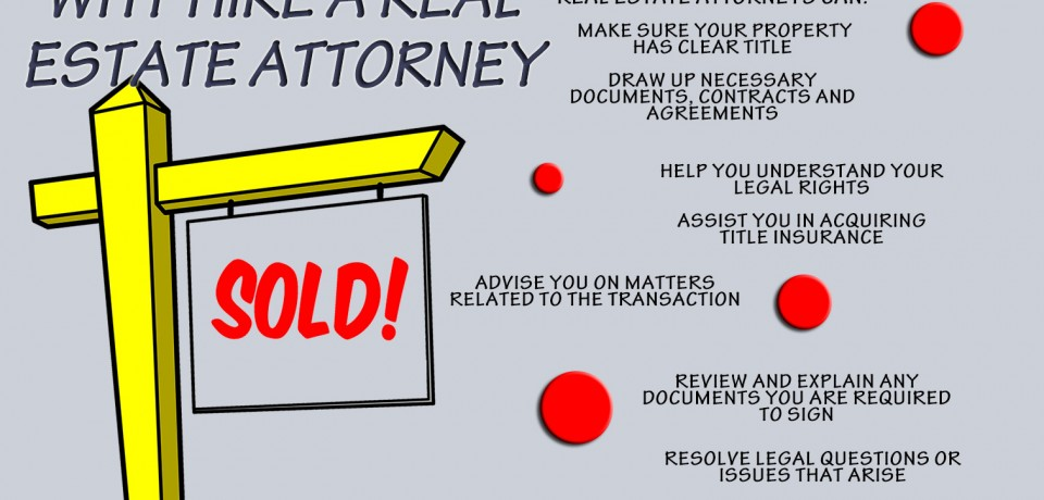 RI Real Estate Attorneys Rhode Island Why Hire Infographic