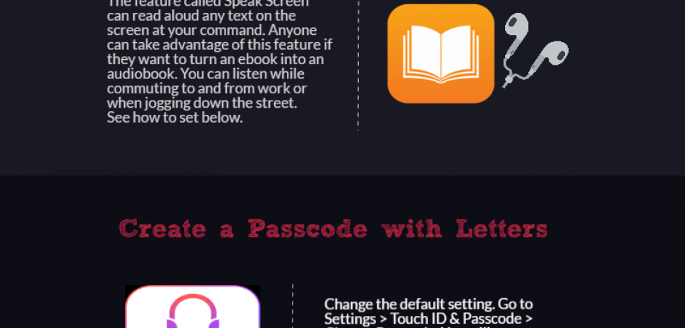 Infographic – iPhone Using Tips & Tricks You May Not Know